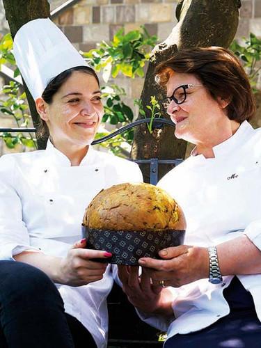 Anna Belmattino & La Signora Maria