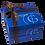 Thumbnail: Colomba ai Tre cioccolati con Crema spalmabile Dark