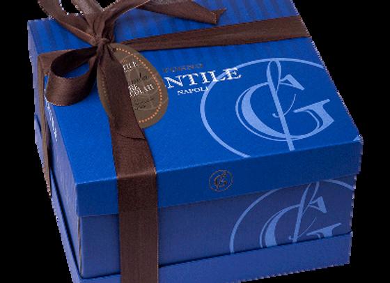 Colomba ai Tre cioccolati con Crema spalmabile Dark