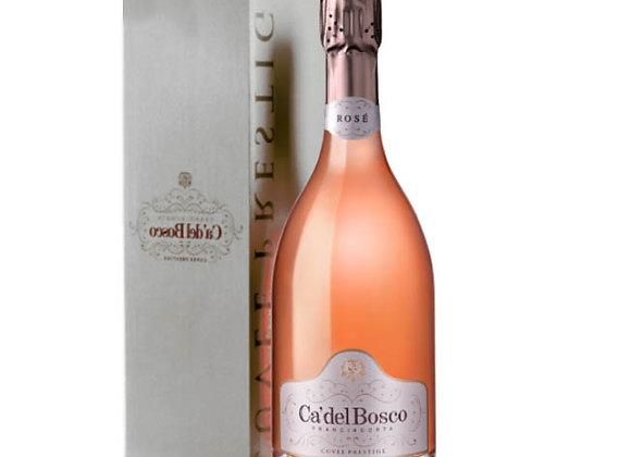Franciacorta Rosé Brut 'Cuvée Prestige' Ca' del Bosco