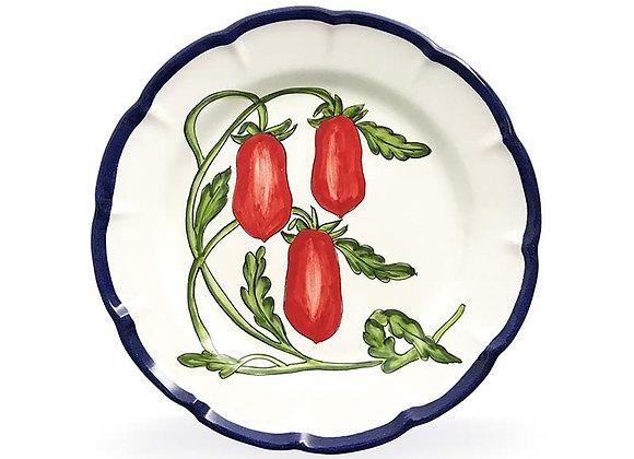 Piatto con San Marzano
