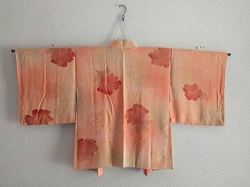 Peach Haori