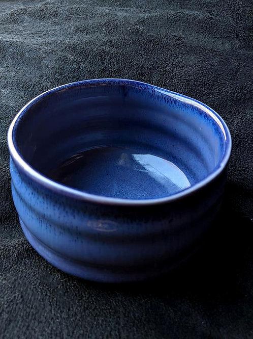 Azure Blue Tea Bowl