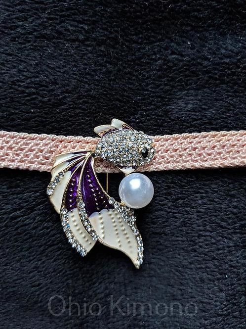 White & Purple Obidome
