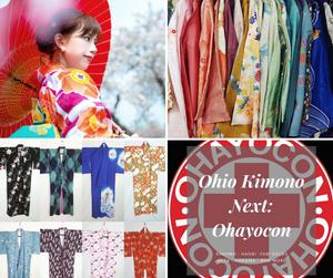 Kimono Dealer Ohayocon