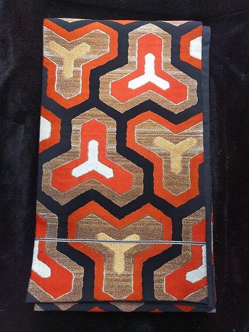 Black Obi For Kimono