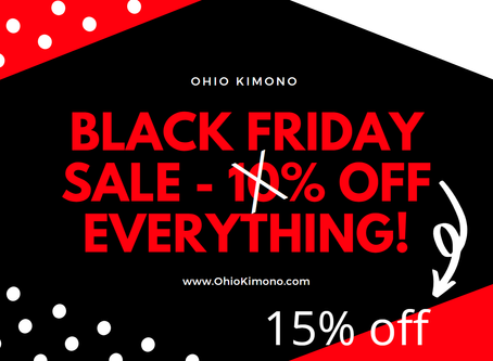 Our Black Friday just got BETTER!