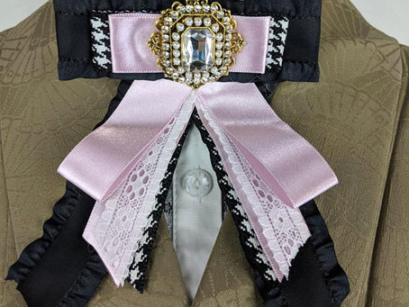 NEW: Womens' Kimono Bow Ties