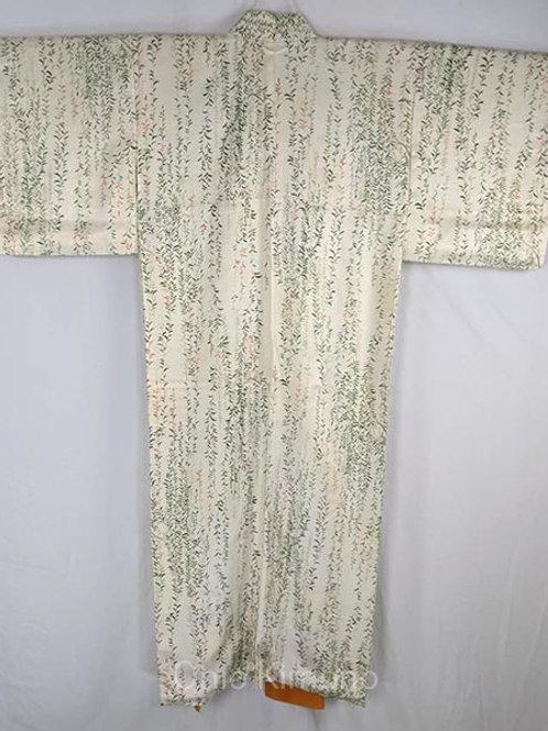 japanese kimono weeping willow