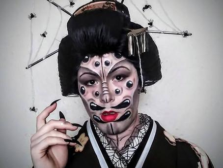 Spider Queen Kitsuke
