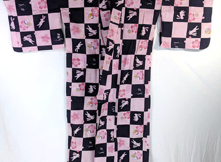 New Traditional Kimono This Week