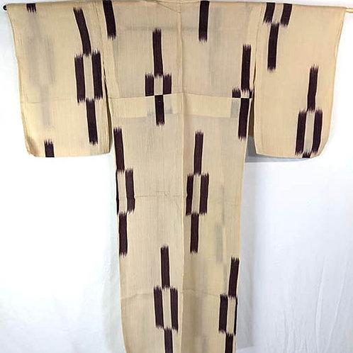 vintage traditional kimono from japan
