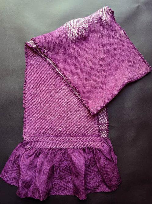 Royal Purple & White Obiage