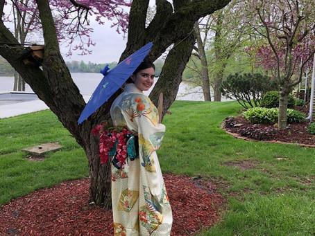 Kimono For Prom