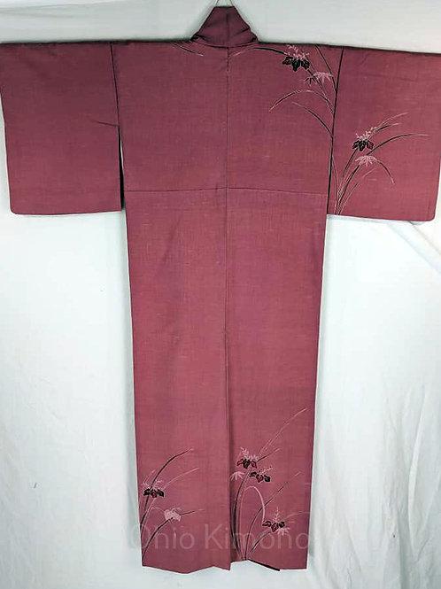 tsukesage kimono