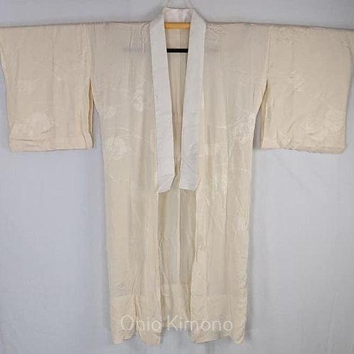 silk juban for kimono