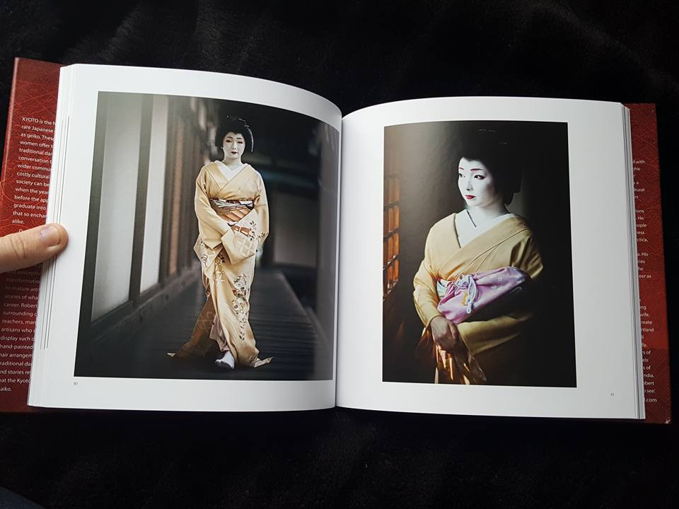 Geiko & Maiko Of Kyoto Book Review