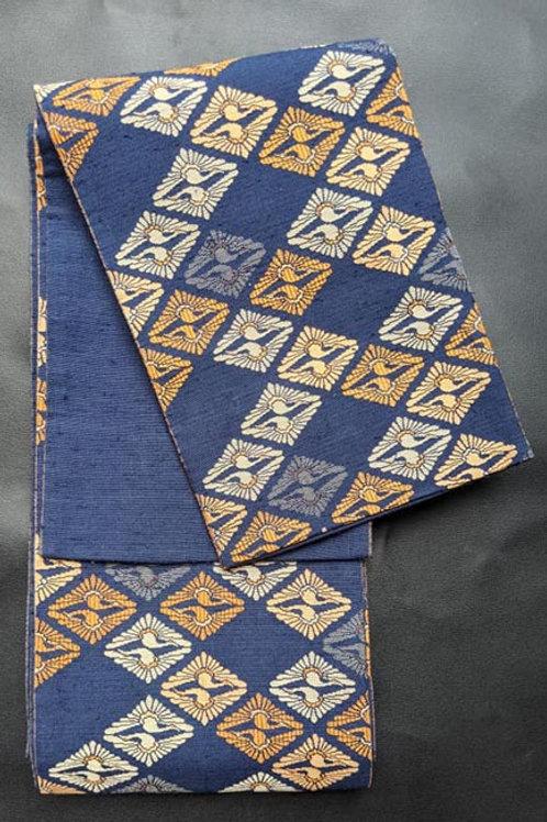 blue hanhaba obi