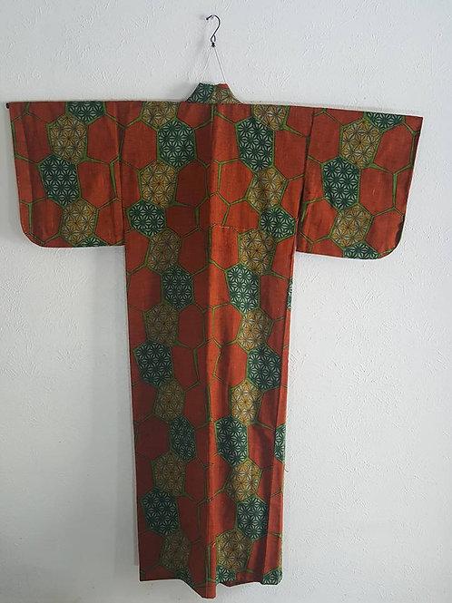 plus size japanese kimono