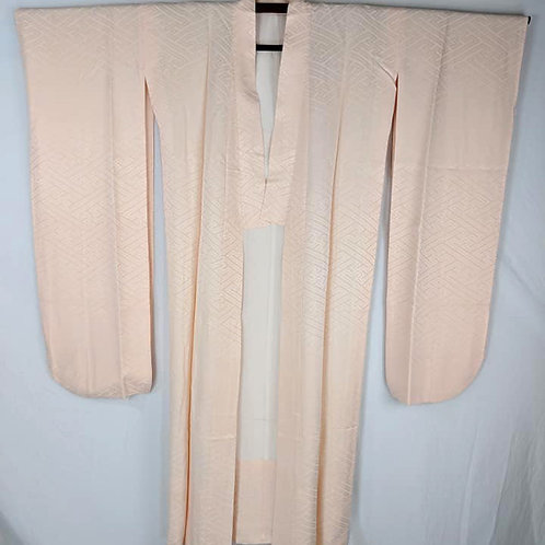 Pale Pink Furisode Juban