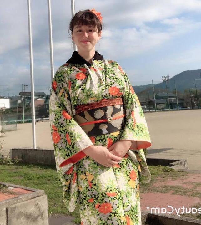 Kimono Hoodie