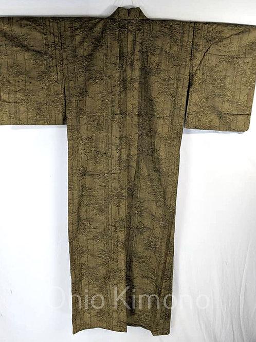 Sage Green Japanese Kimono