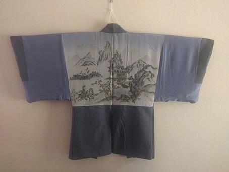 Haori & Children's Kimono For Sale!