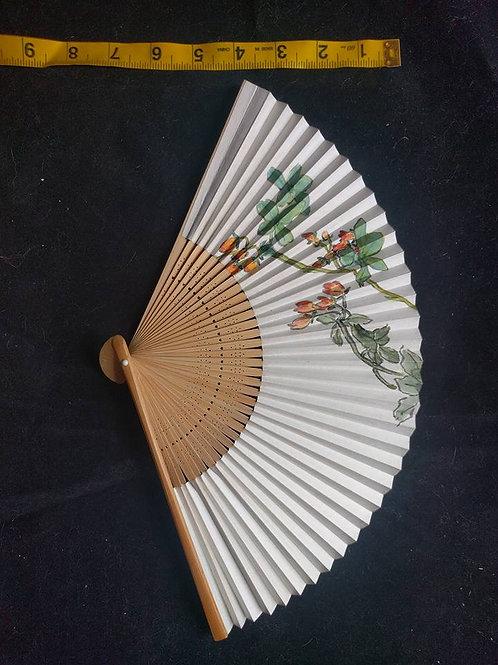 Vintage Folding Sensu