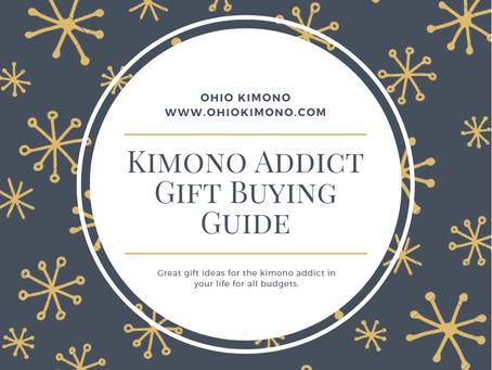 Kimono Addict Gift Buying Guide