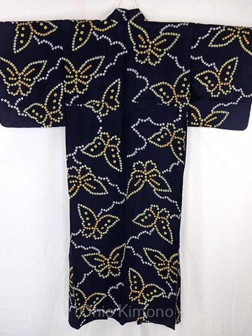 yukata butterflies