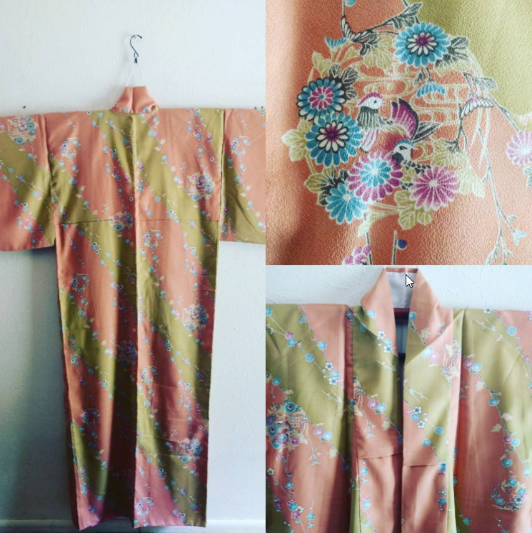 Buy Authentic Japanese Kimono
