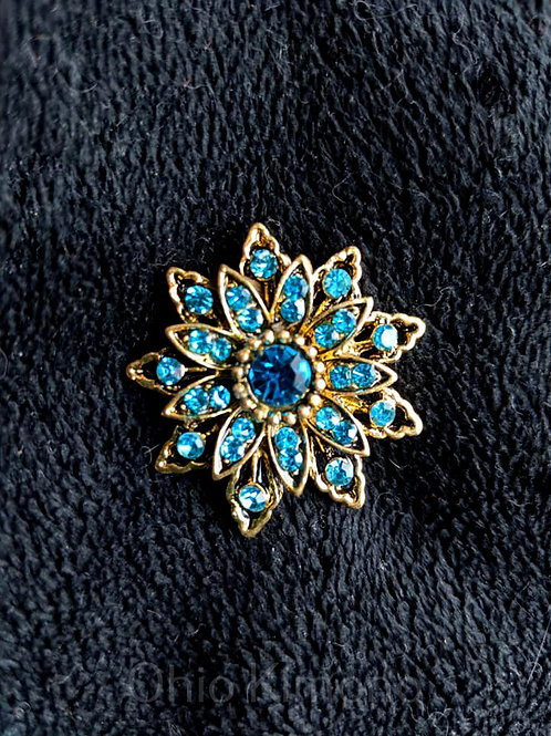 Blue & Gold Obidome