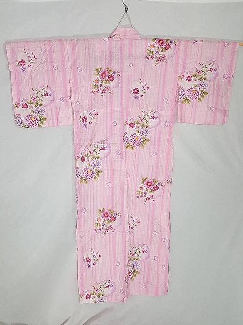 pink yukata