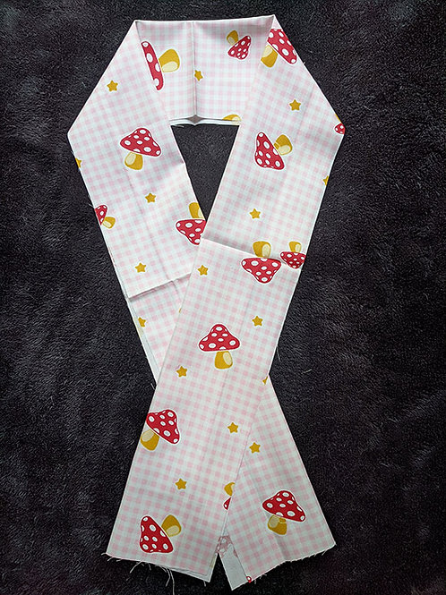 haneri for juban kimono