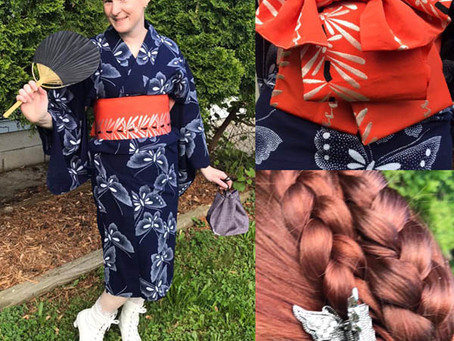 FREE Lecture: Kimono Foundations: Piece by Piece - Virtual