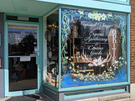 Ohio Kimono Now Selling @ Twisted Things Retail Store
