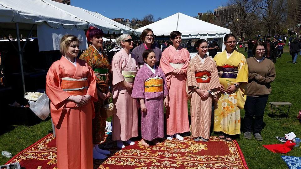 Kimono De Jack Boston