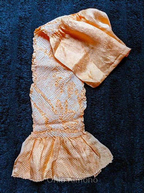 orange obiage silk