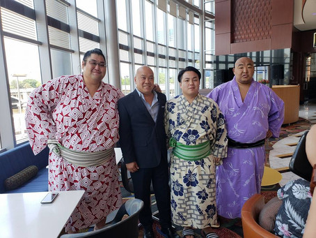 Sumo Tournament & Grand Rapids Asian Festival This Weekend