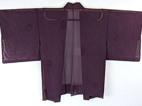japanese haori purple