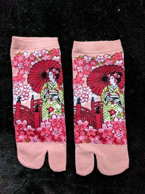 geisha tabi socks