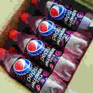 Japanese Halloween Pepsi