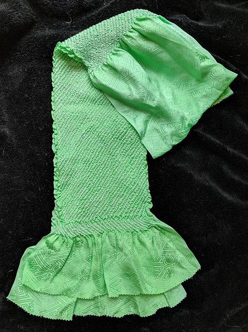 green silk obiage
