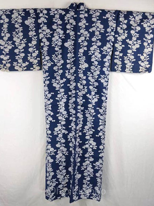Blue & White Yukata