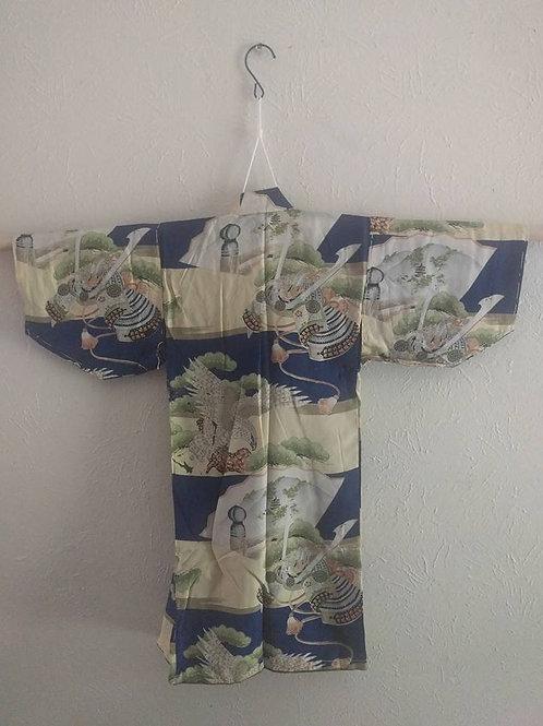 Antique Boys Kimono