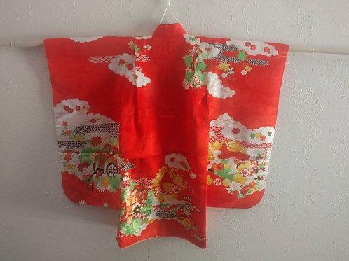 Childs Japanese Kimono