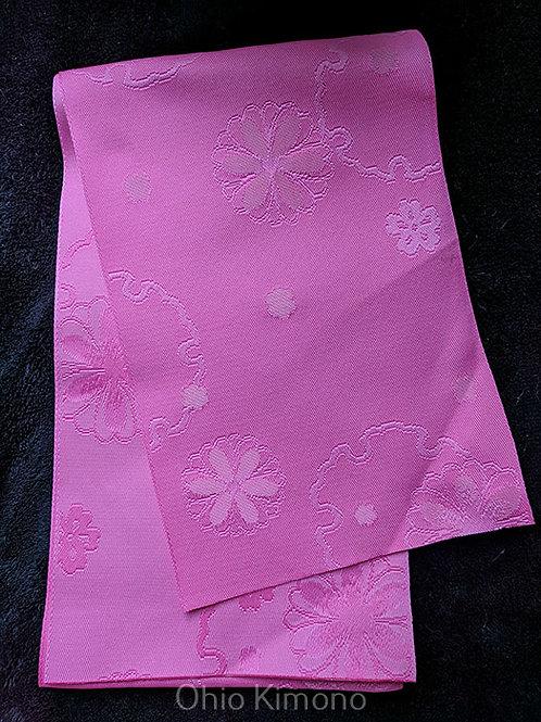 pink hanhaba obi