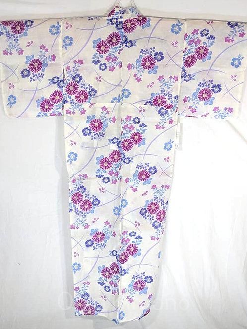 white yukata