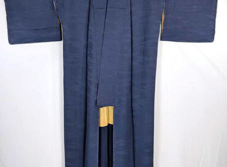 New SILK Kimono added this week!
