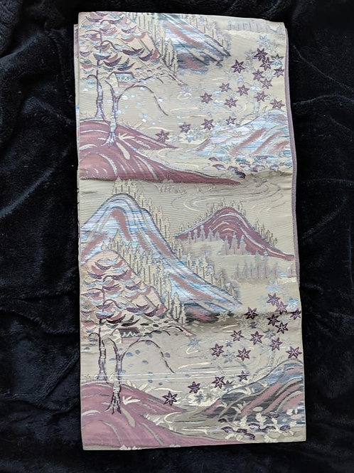 nagoya obi for japanese kimono